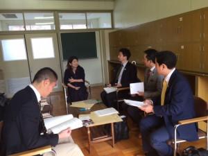 池田市の不登校を半減させた、全国初の公民連携フリースクール「スマイルファクトリー」を会派で視察